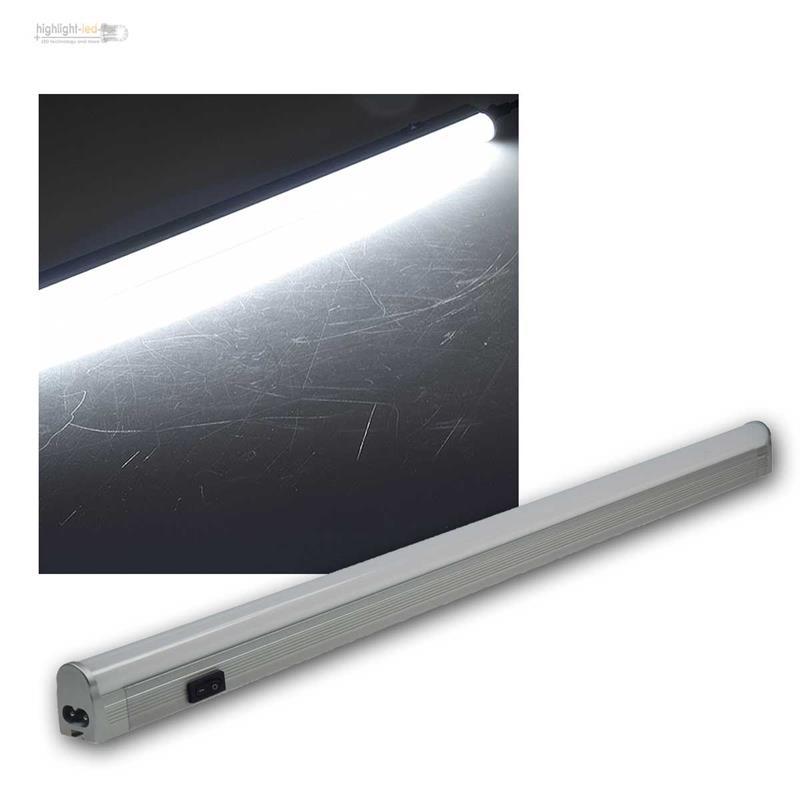 led unterbauleuchte bonito 230v k chenlampe k chenunterbauleuchte lichtleiste ebay. Black Bedroom Furniture Sets. Home Design Ideas