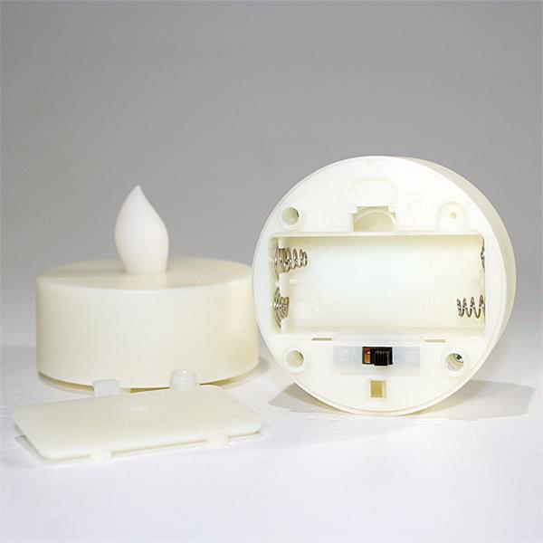 2er set led teelicht t light 5cm kerze im led onlineshop. Black Bedroom Furniture Sets. Home Design Ideas