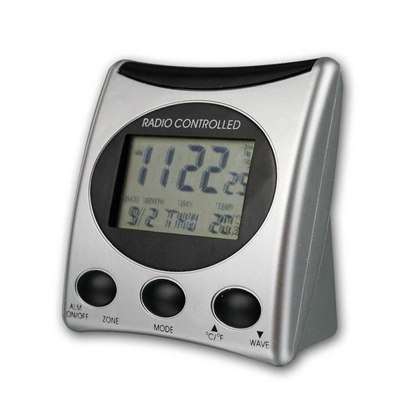radio alarm wt 221 zeit date temperature display lighting rc clock controlled. Black Bedroom Furniture Sets. Home Design Ideas