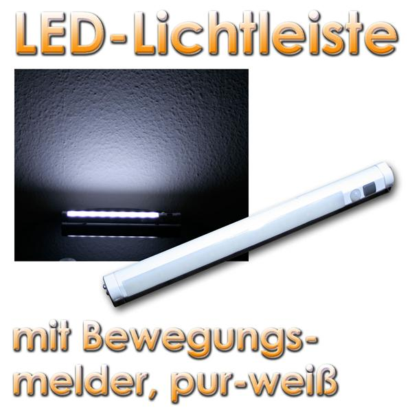 led lichtleiste 230v mit bewegungsmelder images. Black Bedroom Furniture Sets. Home Design Ideas