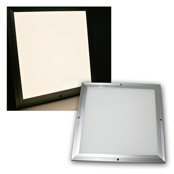 led panneau ultraslim lumineux de plafond luminaire encastrer encastrable ebay. Black Bedroom Furniture Sets. Home Design Ideas