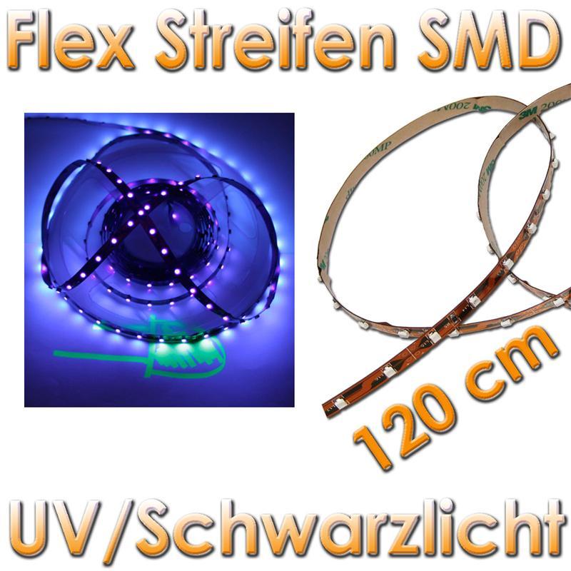 16-66-m-1-2m-FLEX-SMD-LED-STRIP-SCHWARZLICHT-12V-UV