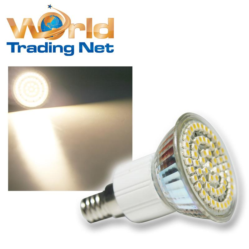 E14-LED-Strahler-60x-POWER-SMD-LEDs-warmweiss-SPOT-Lampe