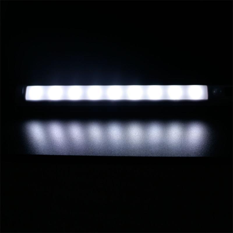 Lot-de-3-Ensemble-LED-eclairage-SOUS-MEUBLE-Mi-Detecteur-de-mouvement