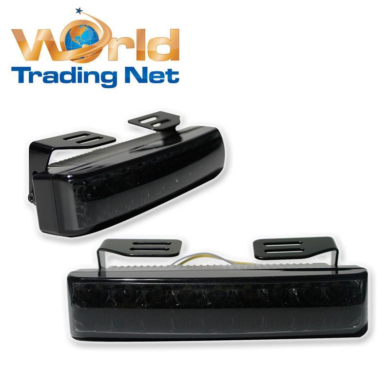 LED-Tagfahrlicht-mit-18-Piranha-LEDs-RL87-BLACK-TFL-DRL