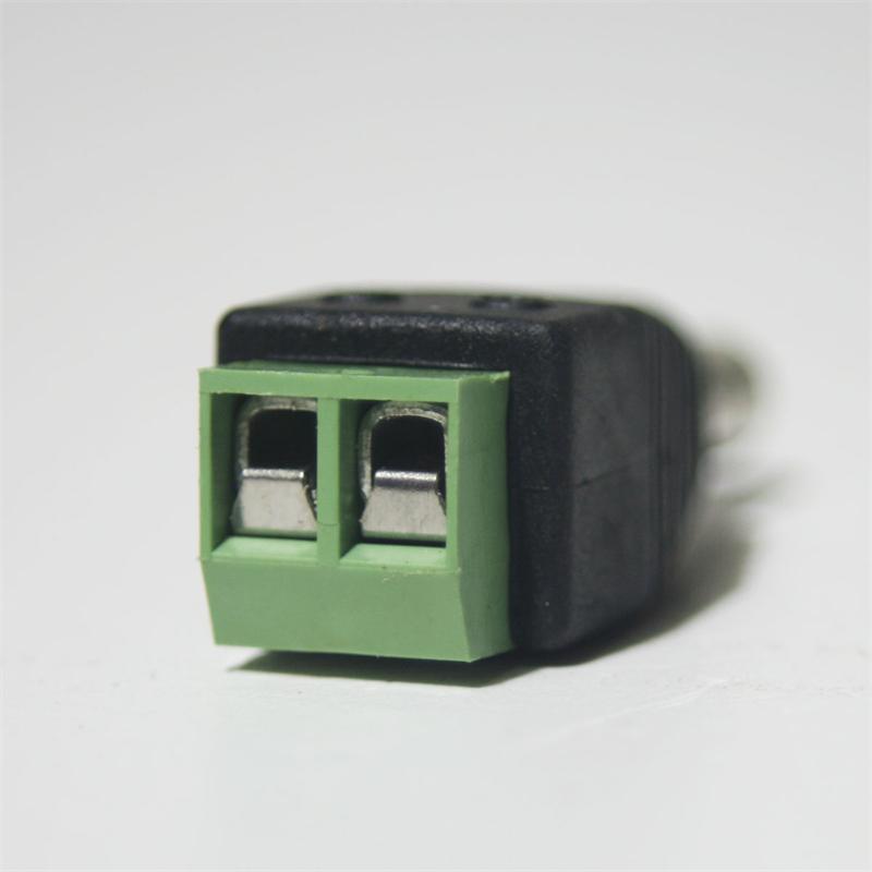 DC-Steckverbinder-Hohlbuchse-HohlStecker-Zubehoer-Verteiler-Koax-Stecker-Kupplung