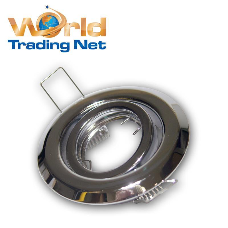 CHROM-Einbaustrahler-MR11-12V-schwenkbar-Einbauspot-Einbaurahmen-Strahler-SPOT