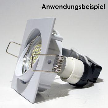 Seriekoppla 230v spotlights