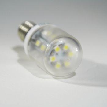 e14 led k hlschrank lampe 62x25mm 230v 1 3w k hlschranklampe birne leuchte wei. Black Bedroom Furniture Sets. Home Design Ideas