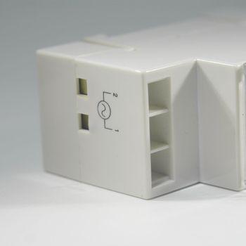 digitale zeitschaltuhr wochenplan hutschiene din schiene schalttafel ebay. Black Bedroom Furniture Sets. Home Design Ideas