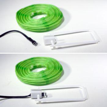 Del solaire lumi re cha ne avec 10 color s lampions - Lampion exterieur electrique ...