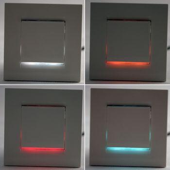 universal dimmer f r nicht dimmbare led leuchtmittel lampen e27 e14 gu10 g9 230v ebay. Black Bedroom Furniture Sets. Home Design Ideas