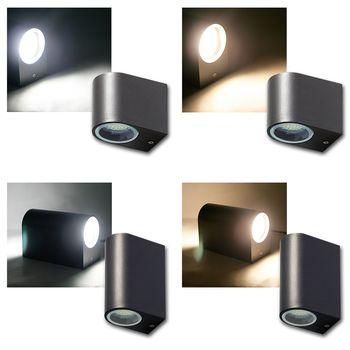 led wandlampe f r au en und innen wandleuchten f r haus und garten wandleuchte. Black Bedroom Furniture Sets. Home Design Ideas
