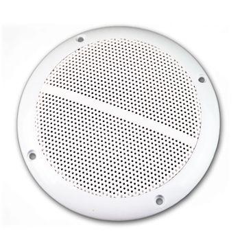 2x Weatherproof Nautical Outdoor Recessed Speakers 80w 5