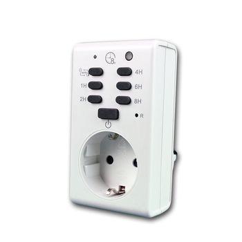 analoge zeitschaltuhr mit d mmerungssensor countdown funktion 1800w ip20 ebay. Black Bedroom Furniture Sets. Home Design Ideas