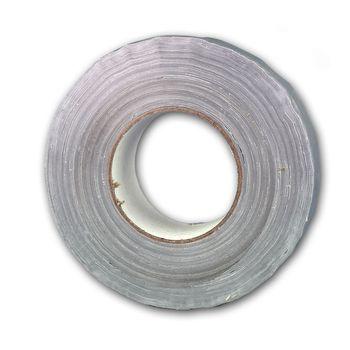 0 09 m gewebeband 48mmx 100m gewebeklebeband silber panzerband klebeband tape. Black Bedroom Furniture Sets. Home Design Ideas