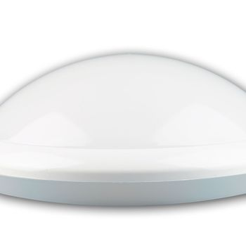 deckenlampe lagoa ip44 e27 mit hf bewegungsmelder deckenleuchte badlampe 230v ebay. Black Bedroom Furniture Sets. Home Design Ideas
