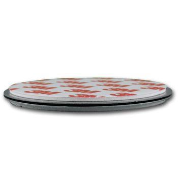 magnetbefestigung magnethalterung f r rauchmelder feuermelder magnet halterung ebay. Black Bedroom Furniture Sets. Home Design Ideas