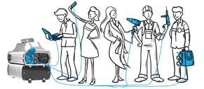 ARVEY - die neue Generation mobiler Stromversorgung