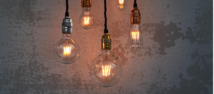 Glühbirne vs. LED Leuchtmittel