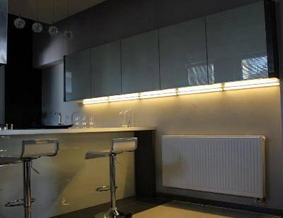Led Lichtleiste Starline 50cm Pur Weiss Dreieck