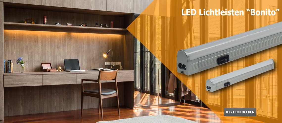 LED Leuchten für individuelle Beleuchtungskonzepte