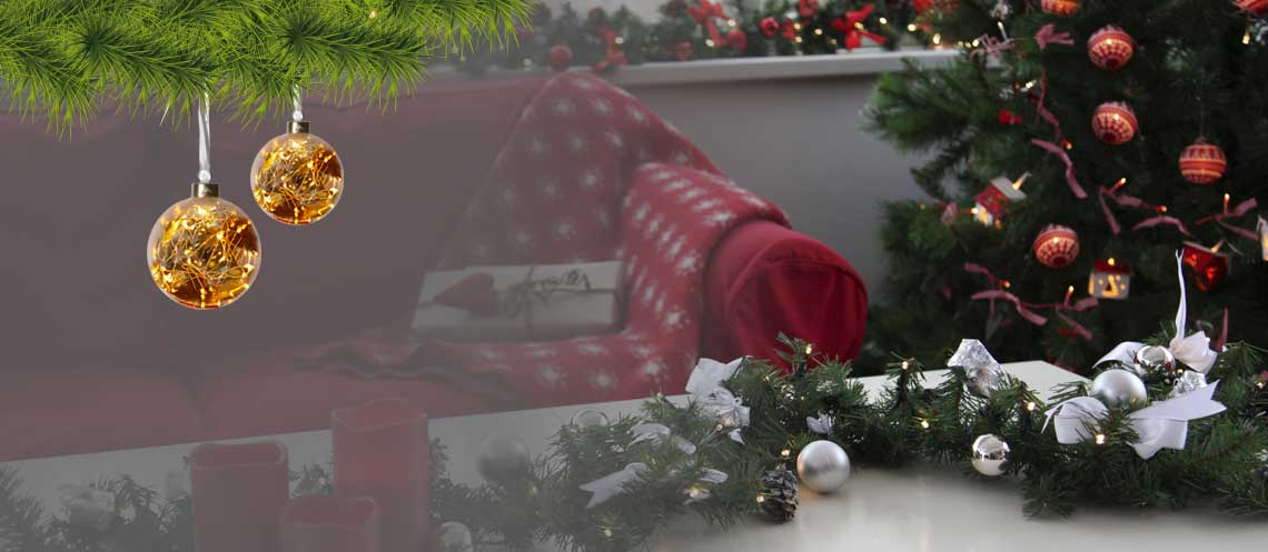 LED Weihnachtsdekoration für eine festliche und stimmungsvolle Dekoration