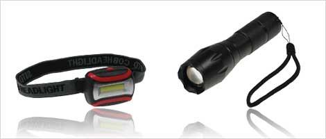 LED Batterielampen