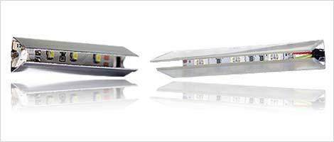 LED Glasbodenbeleuchtung