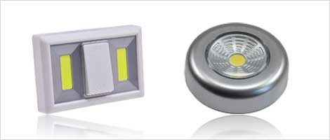 LED Batterielampen | Highlight LED