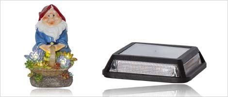 LED Garten- & Teichdeko