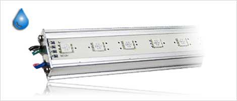 Aluminium Gehäuse SMD IP65