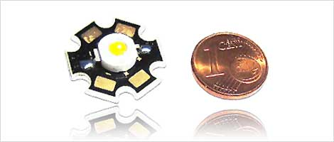 3 Watt LED Chips