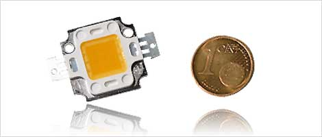 10 Watt LED Chips