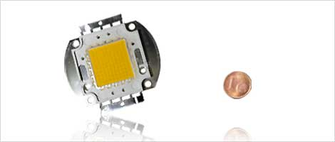 30-150 Watt LED Chips