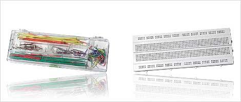 Experimental circuit boards