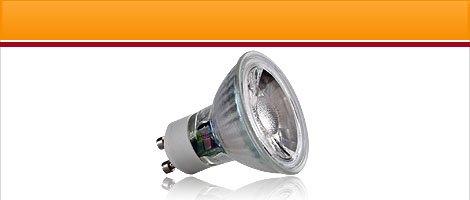 GU10 Highpower LEDs