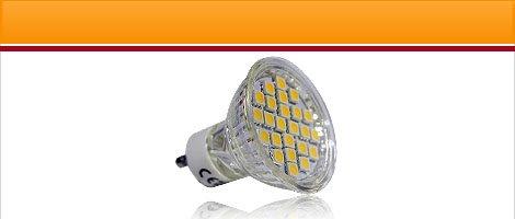 GU10 SMD LEDs