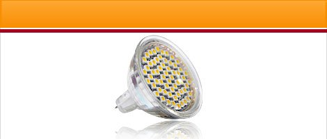 MR16 SMD LEDs