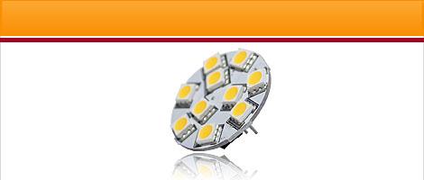 G4 LED horizontaler Anschluss