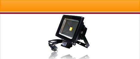 LED Fluter mit BWM