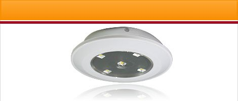 "LED downlight ""RONDE"""