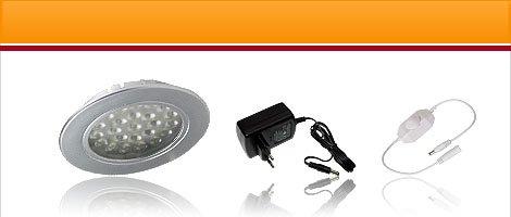 LED Einbauleuchte EBL-R60