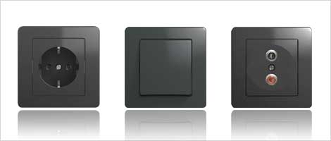 EKONOMIK anthracite switch systems