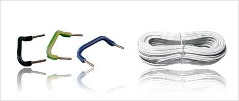 Leitungen und Drähte