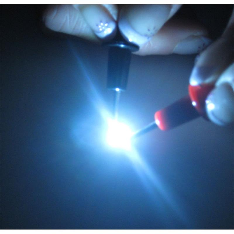 "10 SMD LED 3528 pur-weiß Typ ""WTN-PLCC2-1200pw"""