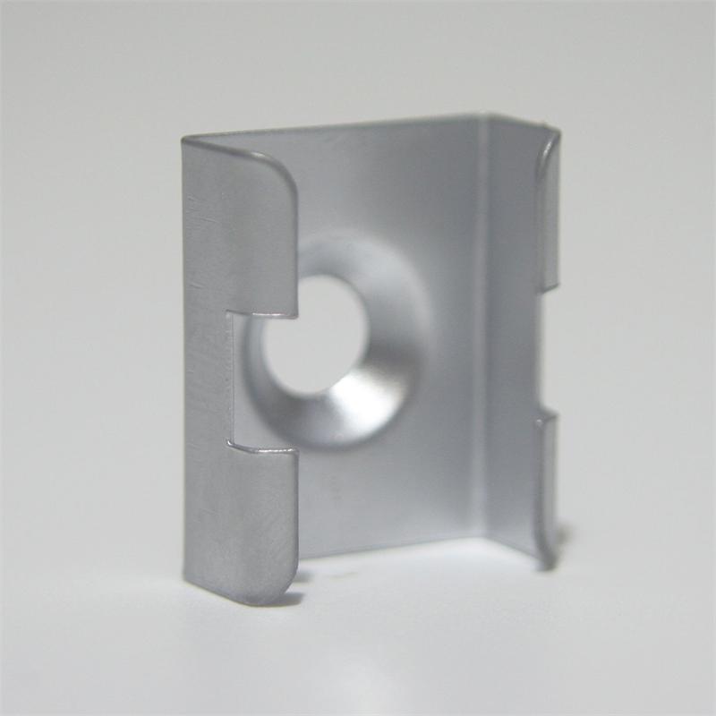 """Halteclip f LED Alu-Profil """"PL MINI"""" & """"PL-U Std"""""""