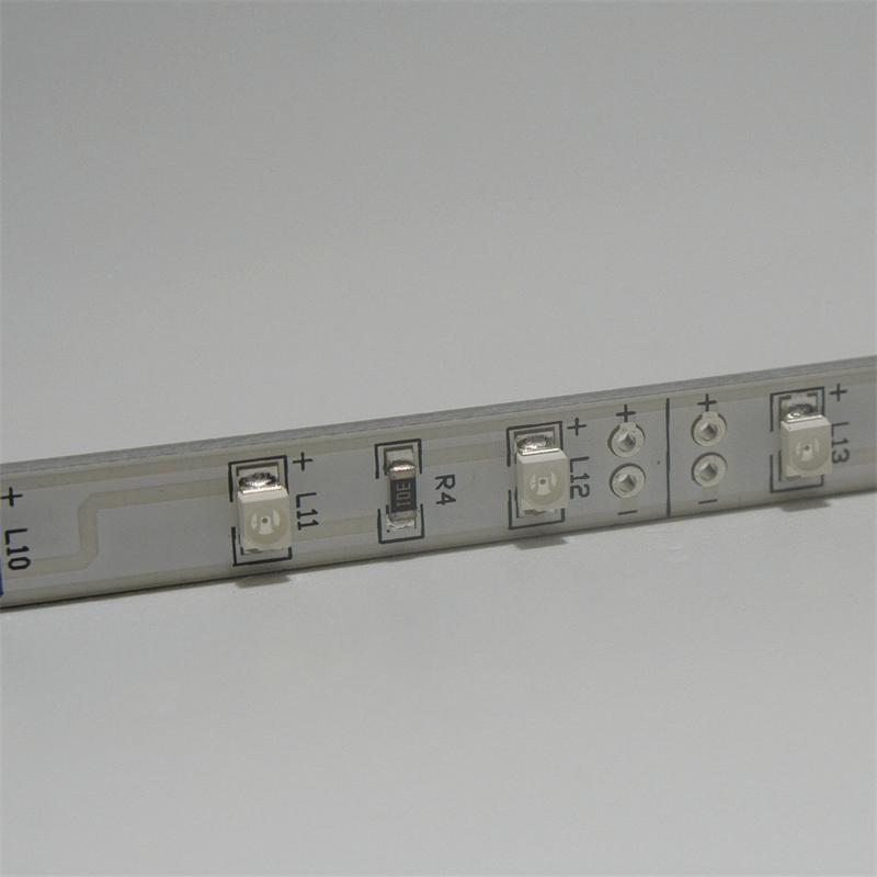 SMD LED Leiste gelb 12V DC 48cm steckbar indoor