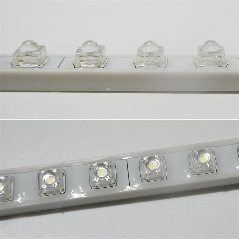 SuperFlux LED Leiste PUR-WEISS 100cm IP65 60 LEDs