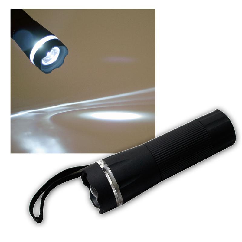 high power 1w led taschenlampe gummiert. Black Bedroom Furniture Sets. Home Design Ideas